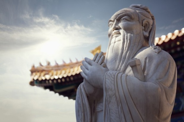 A fé de Confúcio, virtude fundamental em qualquer sociedade