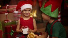 Sete ideias inovadoras de presentes de Natal para crianças