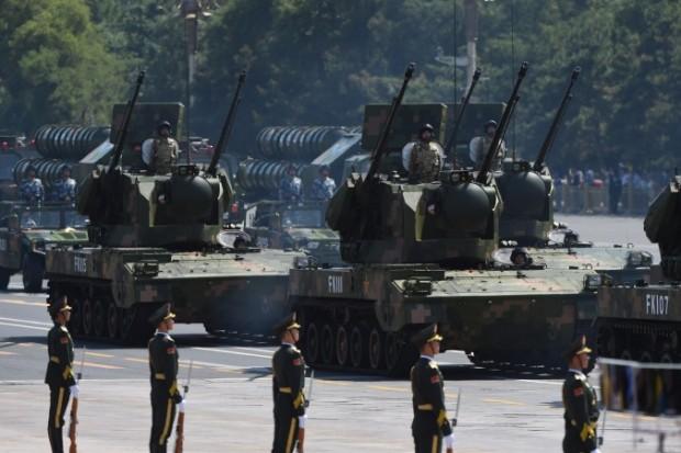 China pode estar à caminho da guerra, adverte escritor