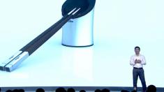 Palitos chineses inteligentes detectam alimentos adulterados