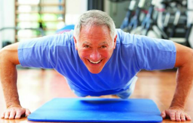 Como manter a boa forma depois dos 60