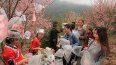 Na China, ar já é vendido em sacos plásticos