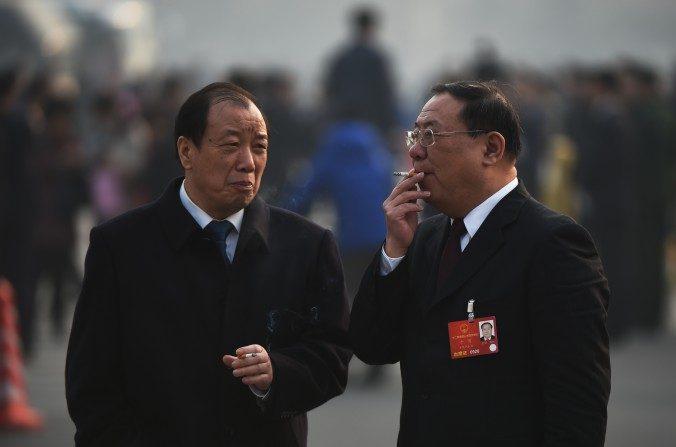 Agência Estatal de Tabaco da China diz 'Não' para rótulos de advertência à saúde