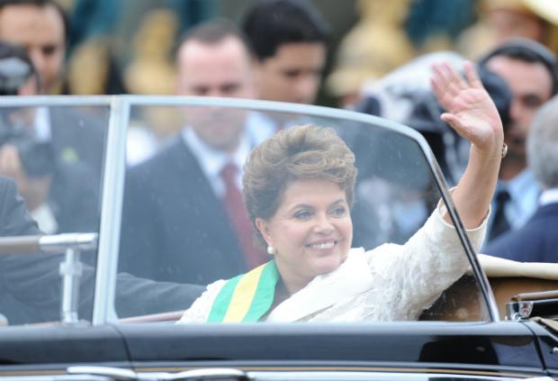 Dilma lidera votação de 'pior líder do mundo' de revista americana