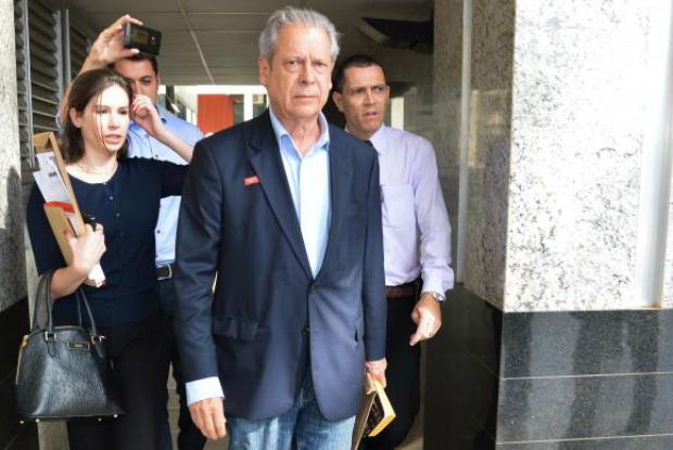José Dirceu é condenado a 23 anos por corrupção na Petrobras