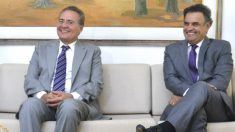 PGR pede inquérito contra Aécio, Renan e políticos do PMDB