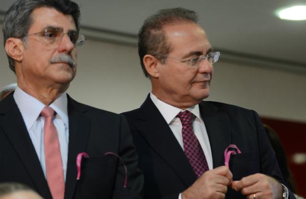 Janot pede abertura de investigação contra Jucá e Renan por Belo Monte