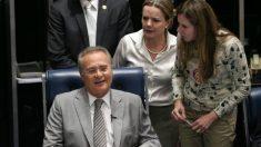 Renan Calheiros decide pela continuidade do impeachment no Senado
