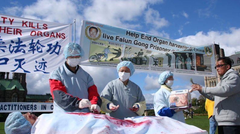 David Matas fala sobre Extração Forçada de Órgãos na China