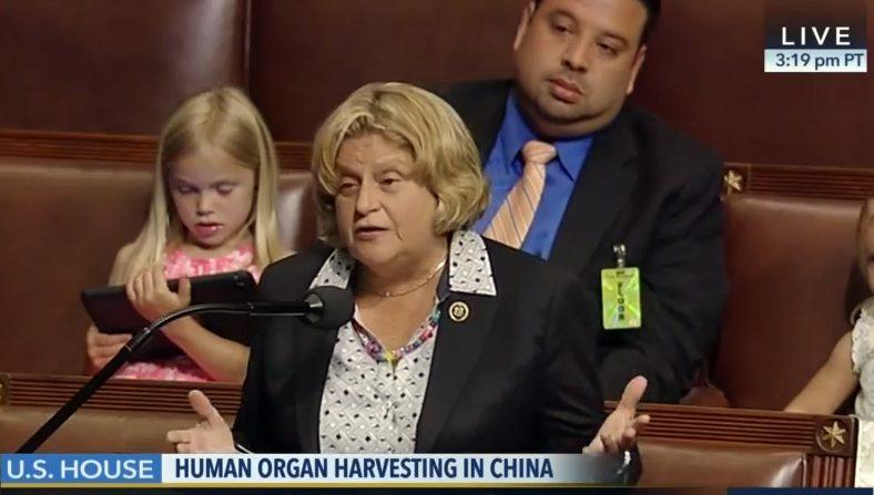 Congresso dos EUA aprova legislação condenando 'Extração Forçada de Órgãos' na China