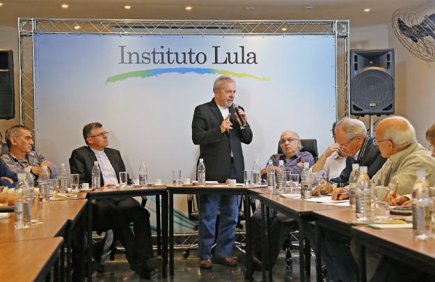 Odebrecht comprou sede para Instituto Lula, diz PF