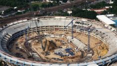 TCE bloqueia R$ 198 mi de construtoras por suposta fraude no Maracanã