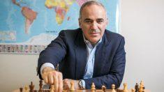 Garry Kasparov, rei do xadrez, combate ditaduras em todo mundo