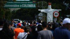 Mais de 100 pessoas fogem por dia da Venezuela para a Colômbia