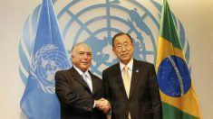 Em reunião da ONU, Temer se compromete a receber mais sírios