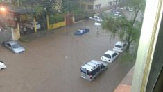 Tempestades de primavera deixam 350 famílias desabrigadas no RS