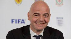 FIFA estuda proposta de Copa do Mundo com participação de 48 seleções