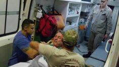 Garotinho se desespera ao ser levado do hospital para presídio de Bangu (+Vídeo)