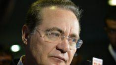 Planalto intervém em favor de Renan Calheiros no STF