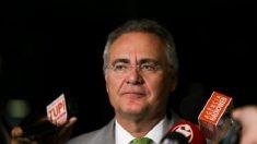 Para Renan Calheiros, afastamento é 'retaliação' do Judiciário