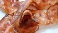 Descoberto o bacon saudável