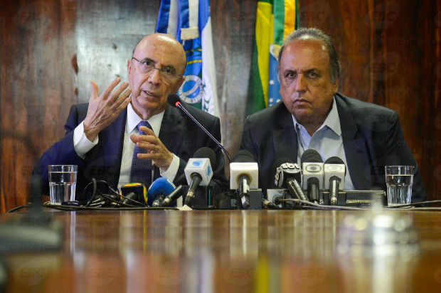 Governo federal fecha acordo de ajuda financeira ao RJ
