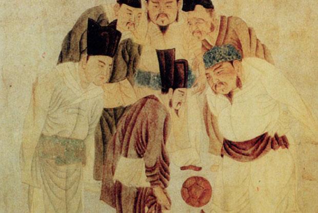 CUJU, o futebol chinês com mais de 2 mil anos de história