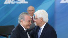 Justiça Federal suspende posse de Moreira Franco como ministro