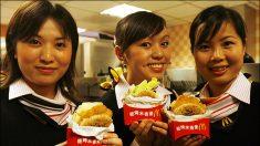 Governo Chinês torna-se o Chefão do McDonald's na China