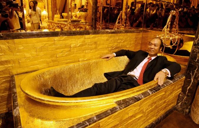 A estratégia global da China para dominar o mercado do ouro