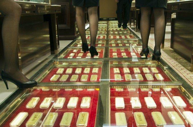 O segredo por trás do mercado de ouro da China