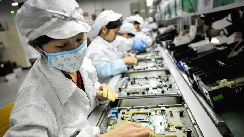 A nova guerra industrial da China