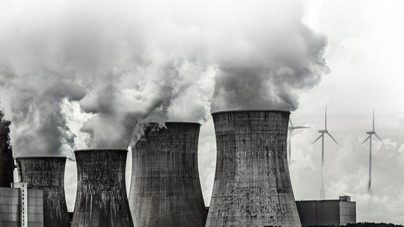 A crescente pegada ambiental da internet