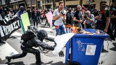 A perda da liberdade de expressão nas universidades dos EUA