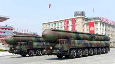 A relação entre a Coreia do Norte e o Estado paralelo dentro do regime chinês