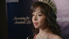'A Coroa': a Miss Mundo que abalou o regime chinês