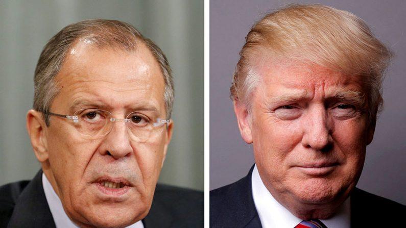 Trump diz ter 'direito absoluto' para compartilhar fatos com russos