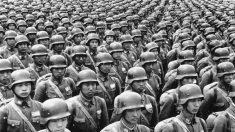 O Regime Chinês reescreveu sua história na 2ª Guerra Mundial