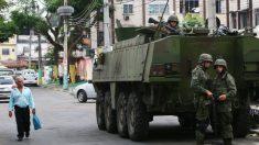 Exército vai combater traficantes de drogas no Rio