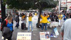 Praticantes do Falun Gong no Brasil pedem fim de genocídio na China