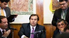 Maia avisa que não vai votar MP que modifica reforma trabalhista