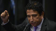 Eleições 2018: Magno Malta admite que pode ser vice de Bolsonaro