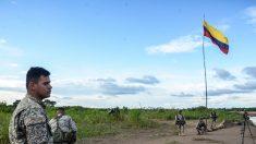 Soldados venezuelanos famintos cruzam Guiana e roubam comida de aldeia indígena