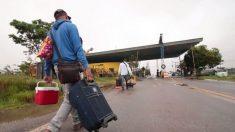 Cidade brasileira de Pacaraima dobra população com chegada de venezuelanos