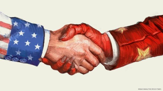 China usa guerra política para influenciar Estados Unidos