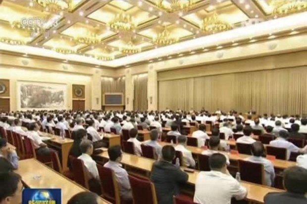 Reunião de emergência em Pequim sinaliza intensificação da campanha política de Xi Jinping