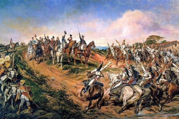 Conheça importantes personagens na independência do Brasil