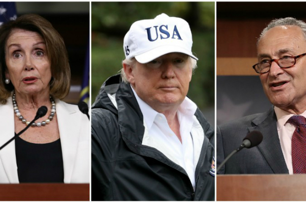 """Trump: acordo sobre """"dreamers"""" está próximo, mas segurança da fronteira é requisito"""