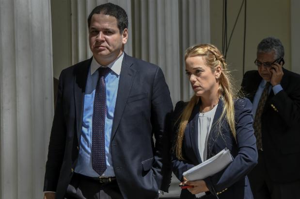 Deputado venezuelano nega presença de Leopoldo López em reuniões com governo