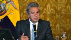 Presidente do Equador anuncia que fará consulta popular